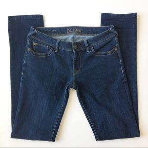 DL1961 Kim Skinny Jeans size 28